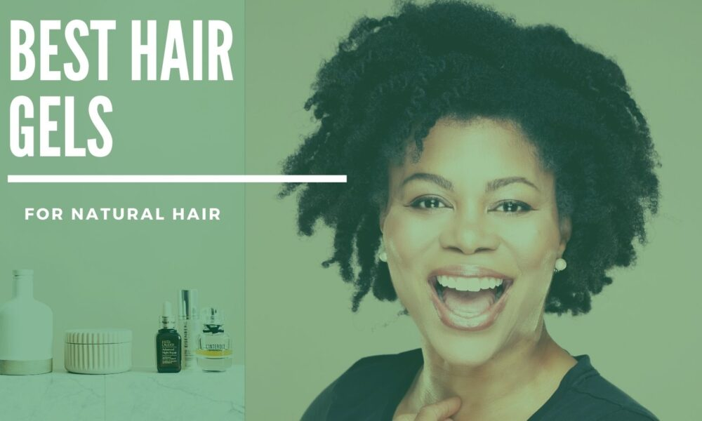 best styling gel for black women's hair