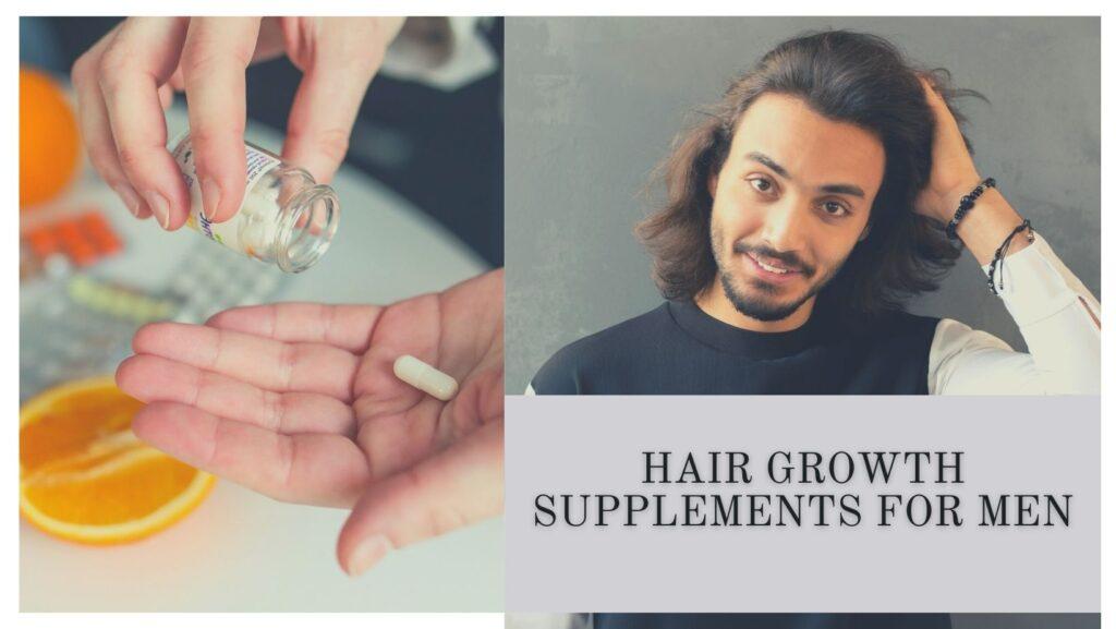 Best hair growth pills for men