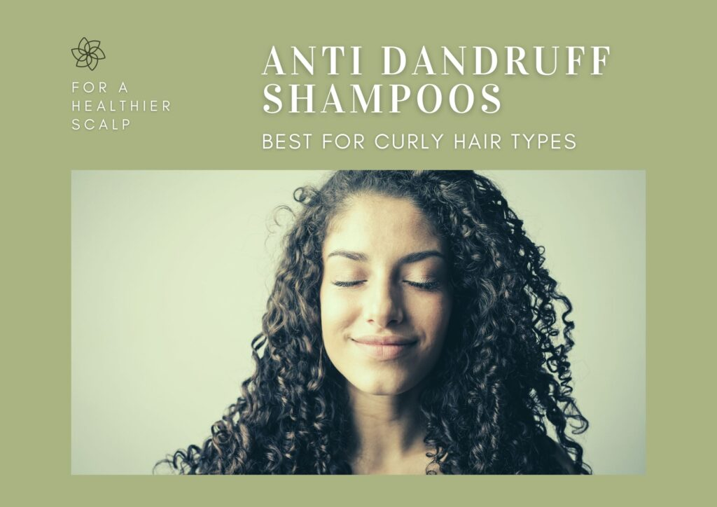 best dandruff shampoos for curly hair