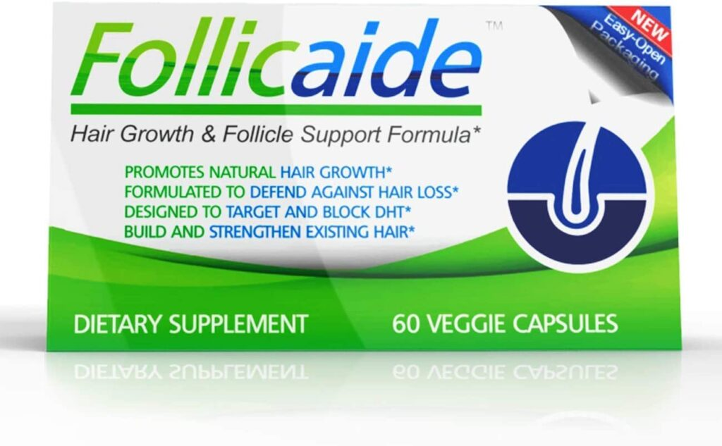 hair growth essentials tablets