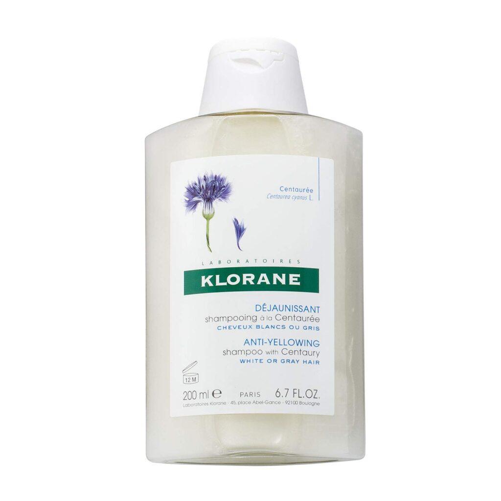 klorane anti-yellowing shampoo