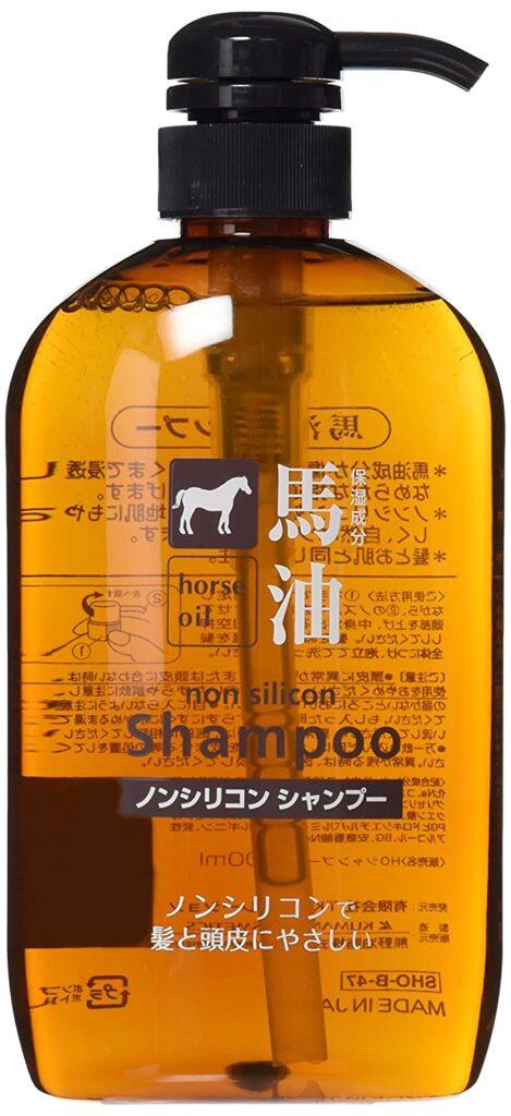 best shampoo in japan