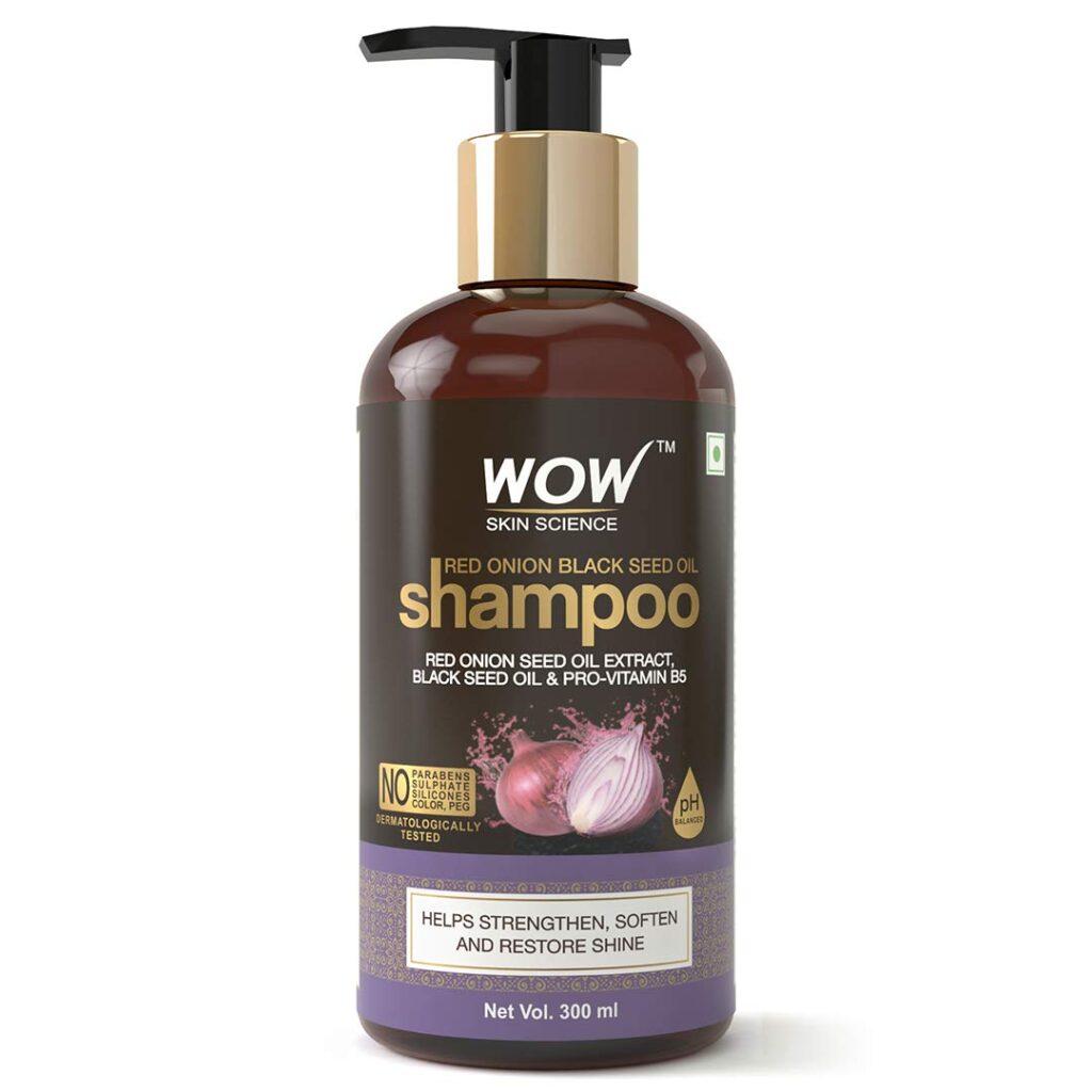 shampoo to get rid of grey hair