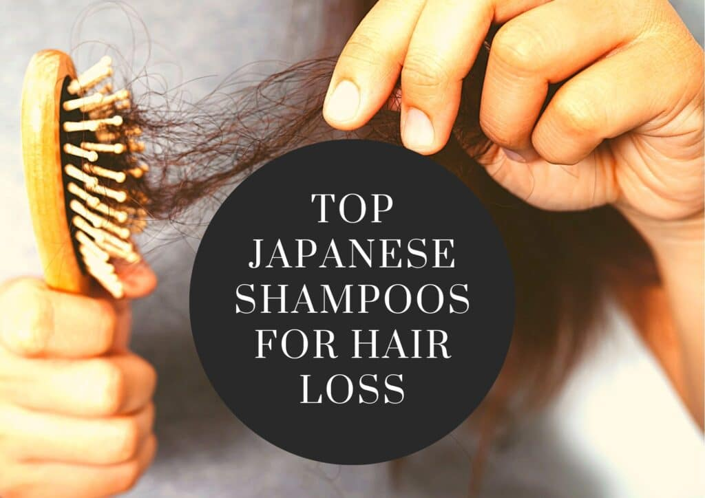 best japanese shampoo for hair loss