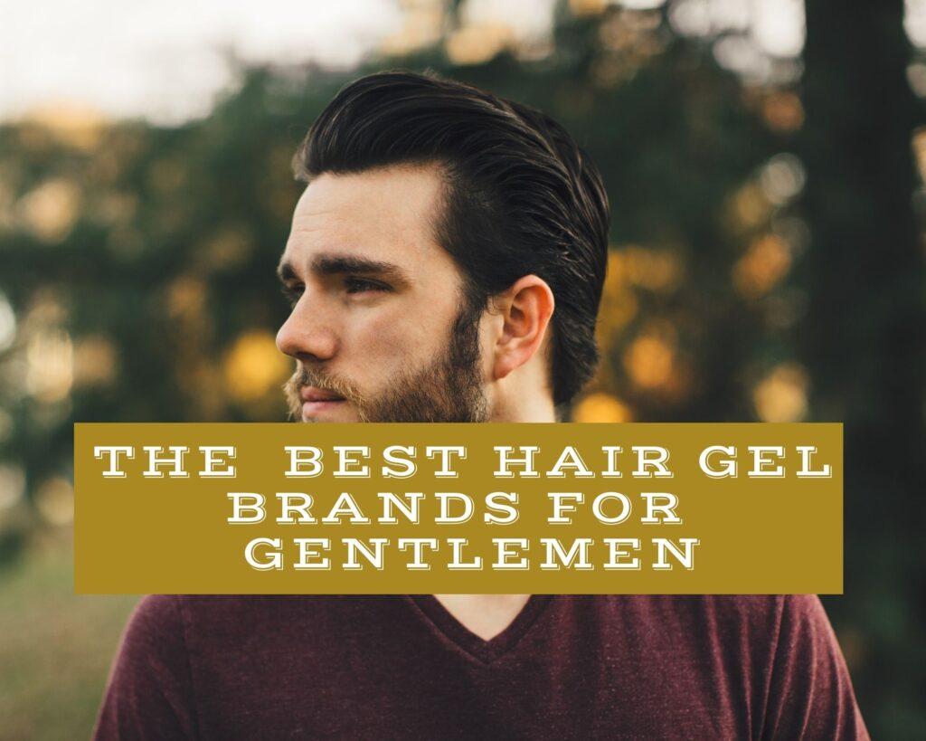 top mens hair gel brands