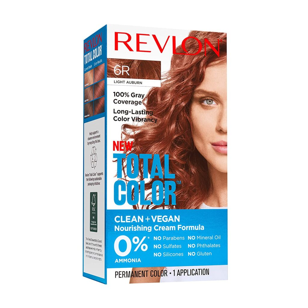what hair color has no ammonia or peroxide