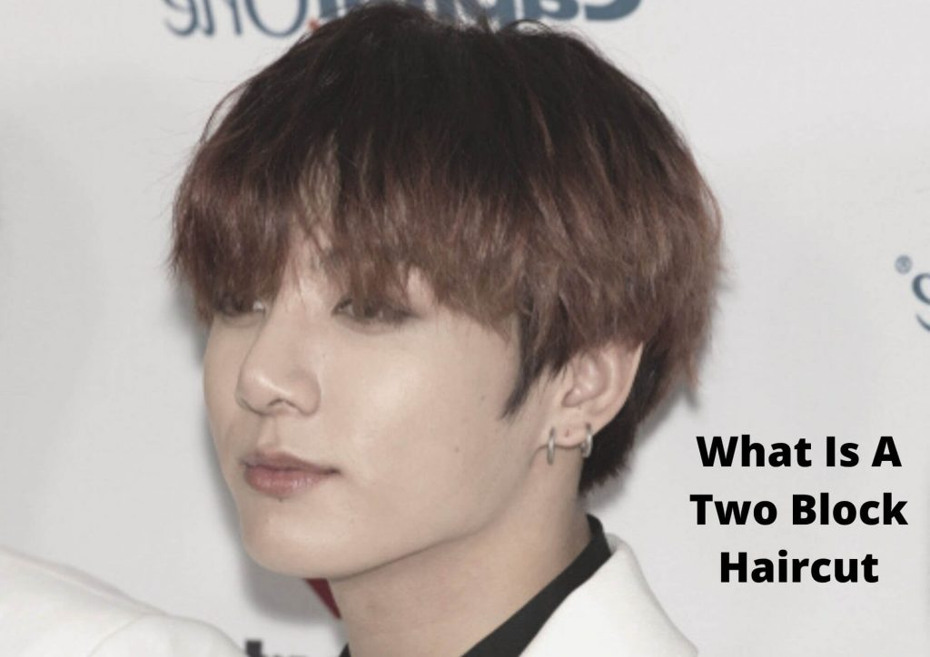 what is a two block haircut