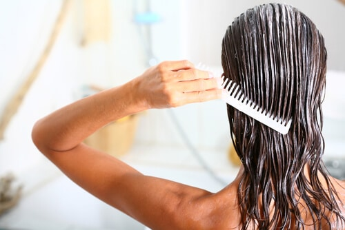 how to wash natural hair without shampoo