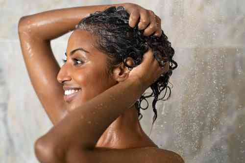 steps on how to wash natural hair