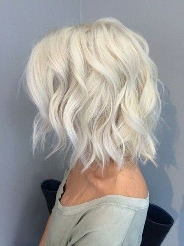 waves hairstyle for short hair