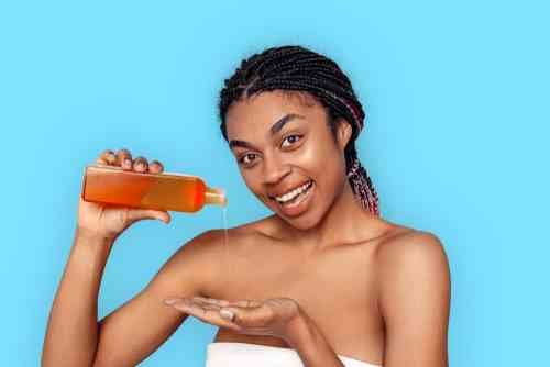 how to wash natural hair properly