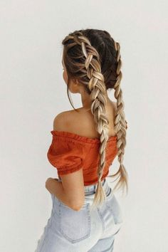 cute hairstyles for teens with long hair
