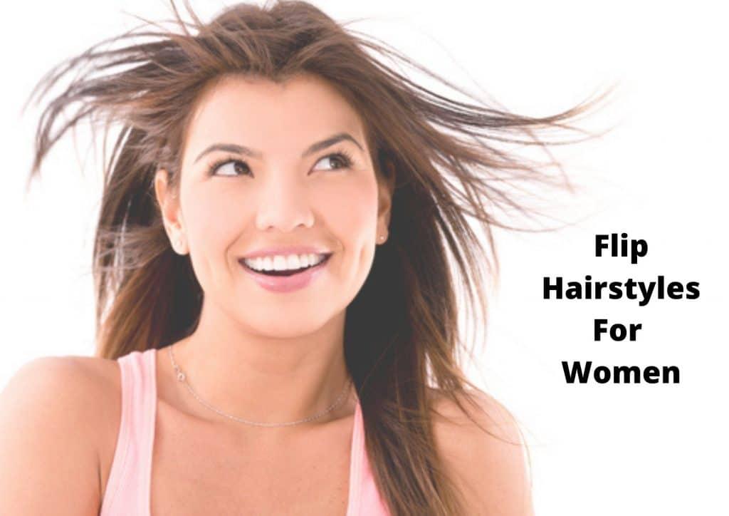 Flip Hairstyles For Women