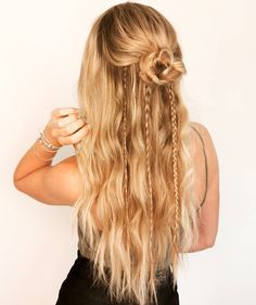 long hairstyles for teens