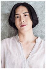 Long hair Korean hairstyle men